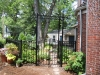 Aluminum Custom Fence, Gate, Arbor and Rings, Huntington Woods