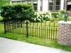 Wrought Iron Custom Decorative Garden Fence, Birmingham