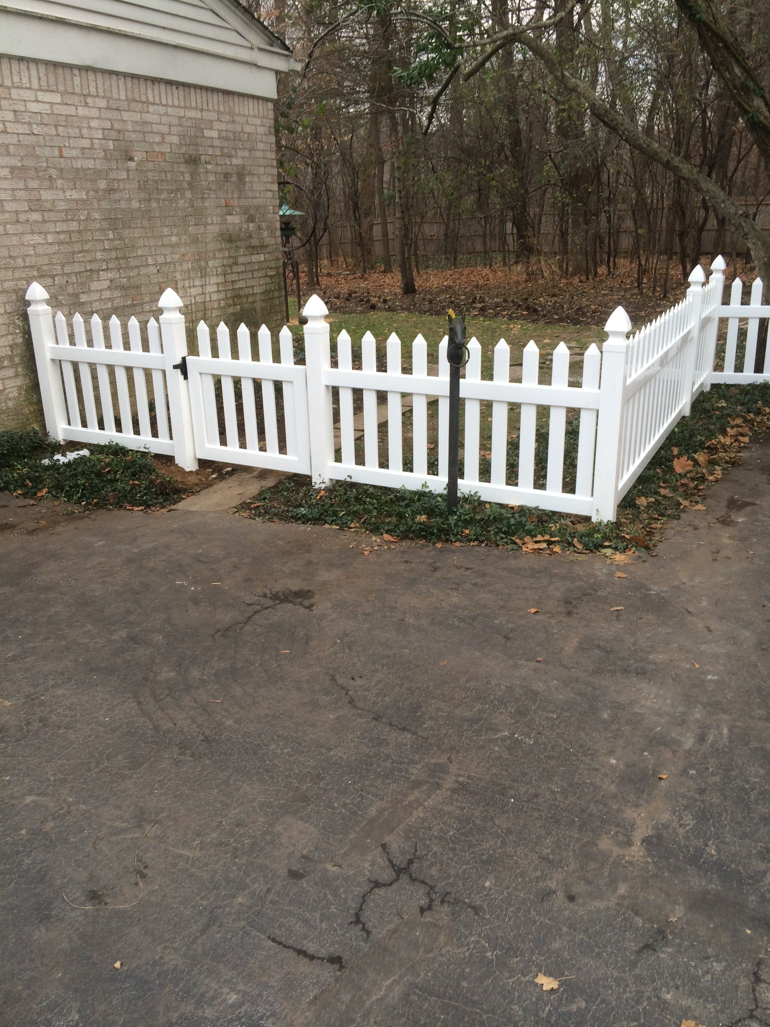 Gallery Pvc Wrought Iron Fence Gallery Pvc Wrought Iron