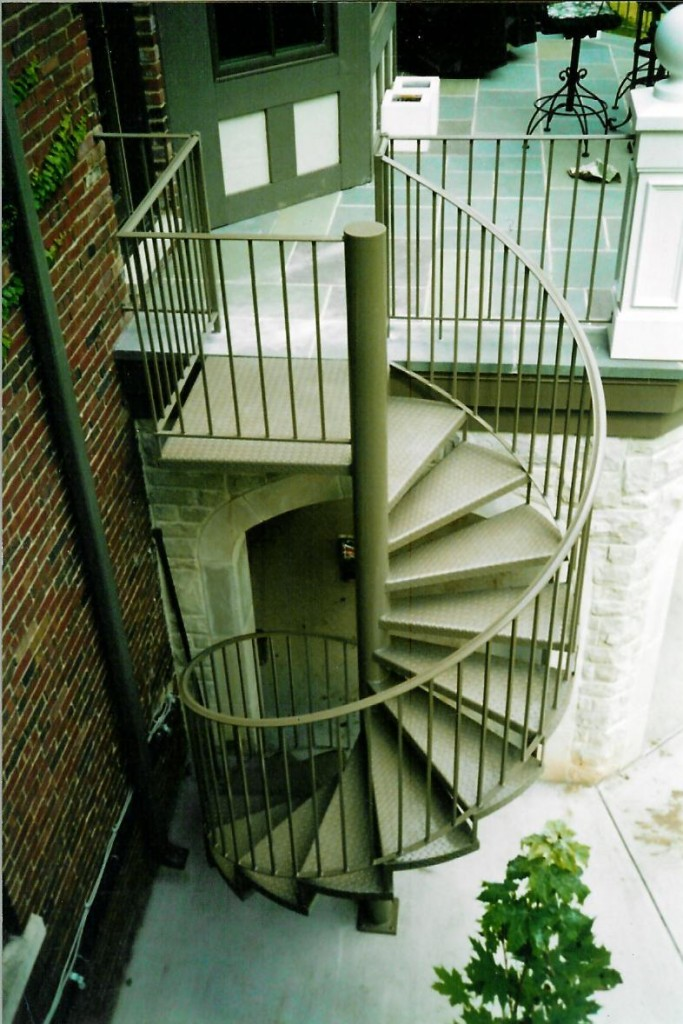 Blog page 4 for Pre made spiral staircase