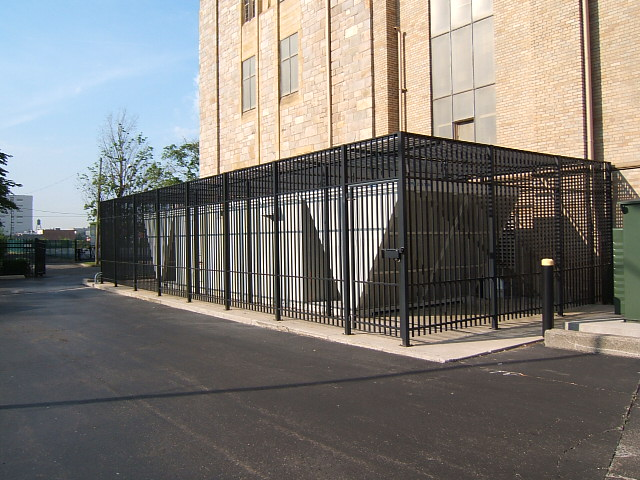 Commercial Cages